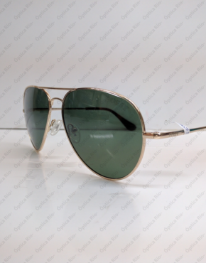 Aviator dorado costado